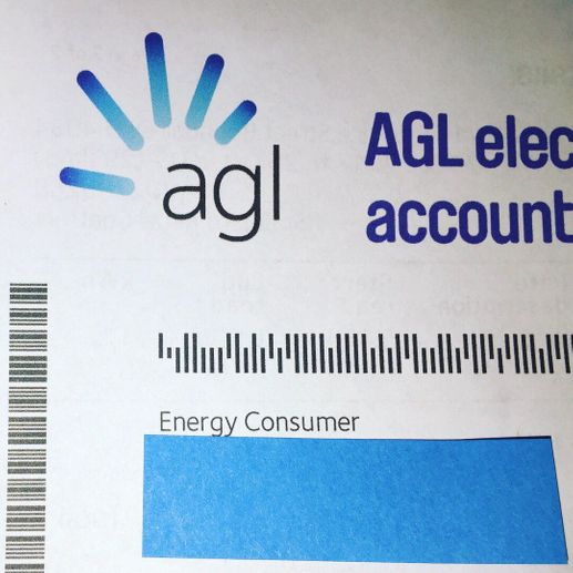 Sample of SCAM Billing by AGL